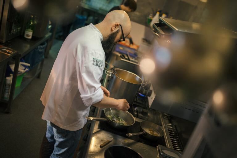 Green Chefs Malte Cuhlmann
